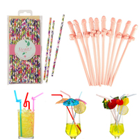Novelty Hen Night Accessories Drinking Cocktail Party Straws
