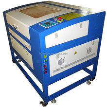 signs tech 6040 60w co2 laser cutter price cheap with aluminium knife table