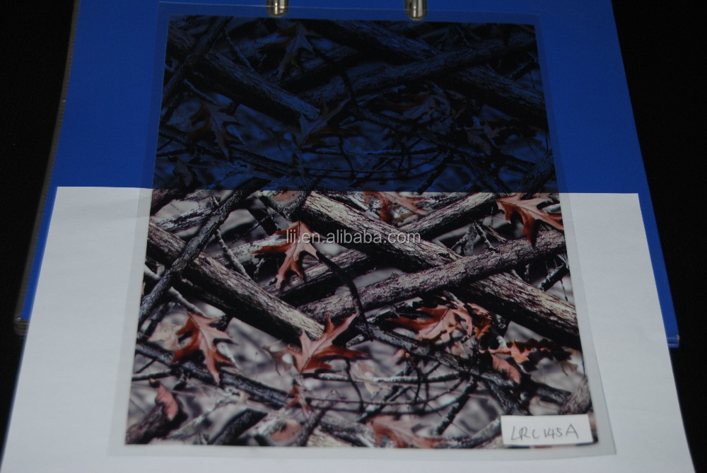 New Camo Pattern Water Transfer Printing Film ,Hydrographic Film,100cm Width No.LRC145A