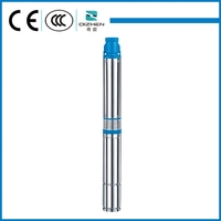 QJ 3 Phase Submersible Pump/submersible Water Pumps For Deep Wells Pump