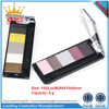 high quality with high pigment cosmetics eyeshadow palette