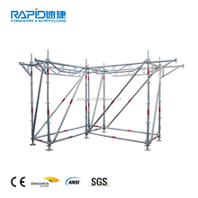 Hot sales ringlock scaffolding OEM Galvanized