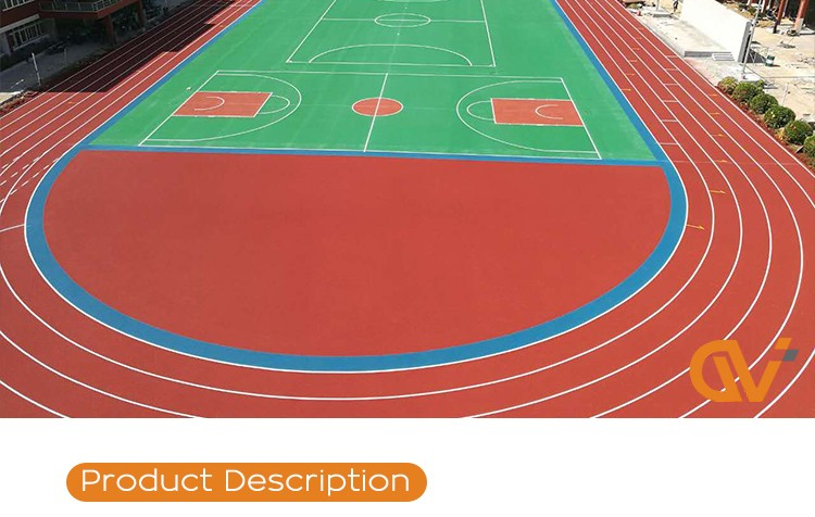 Low Price Basketball Court Rubber Tire Granules For Export