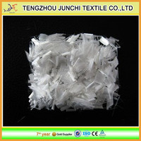 3-48mm PP fiber monofilament Polypropylene micro fiber for concrete reinforcement