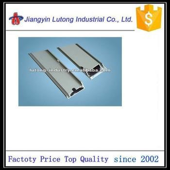 PV solar panel aluminum extrusion frame with pretty material