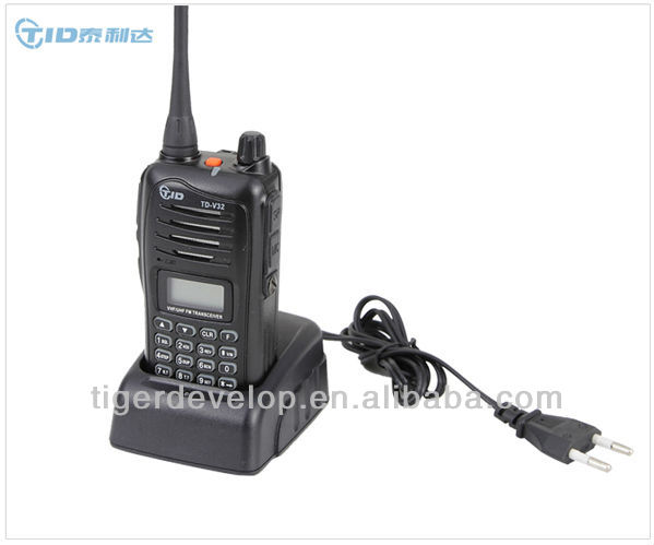 TD-V32 wholesale with 199 channel ham radio