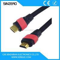 GOLD PLATED HDMI COMPUTER CABLE/1080P HIGH SPEED HDMI CABLE/HIGH SPEED HDMI CABLE WITH ETHERNET