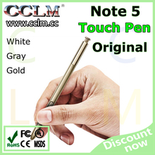 Original Stylus Touch Pen for Samsung Galaxy Note 5 touch pen White Gray Gold