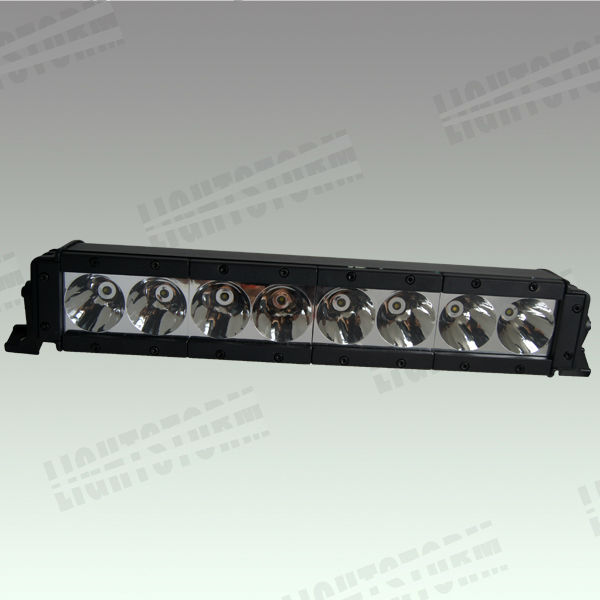 W124 parts jeep xj led light bar 12v 4*4 led light bar with super brightness for refitted vehicles
