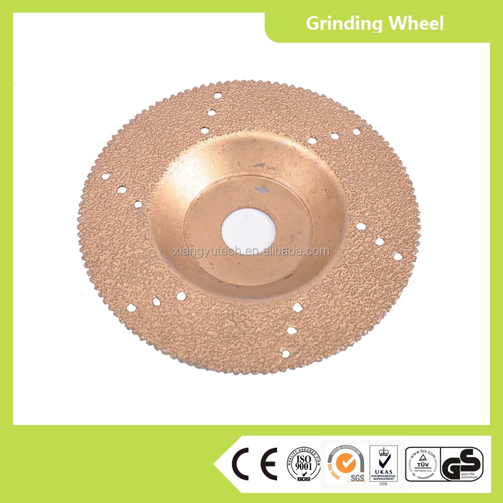 Low profile wheel grinding wheel diamond abrasive wheel