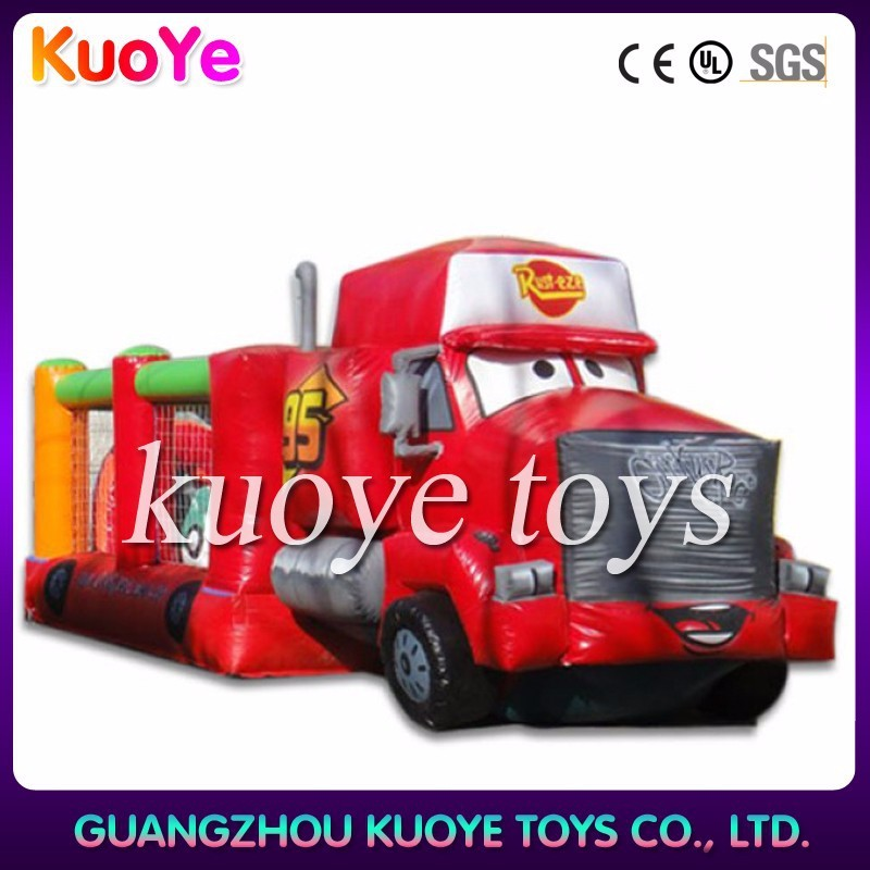 inflatable new truck bounce combo bouncer castle slide combo china inflatable combos