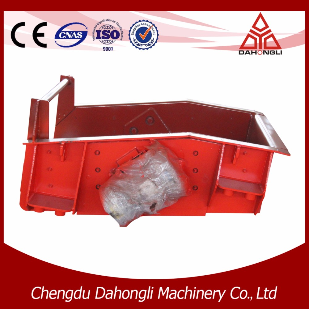 2015 factory price reciprocating coal feeder/small vibrating feeder