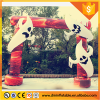 Halloween decoration, inflatable hanging party halloween decorative inflatable ghost