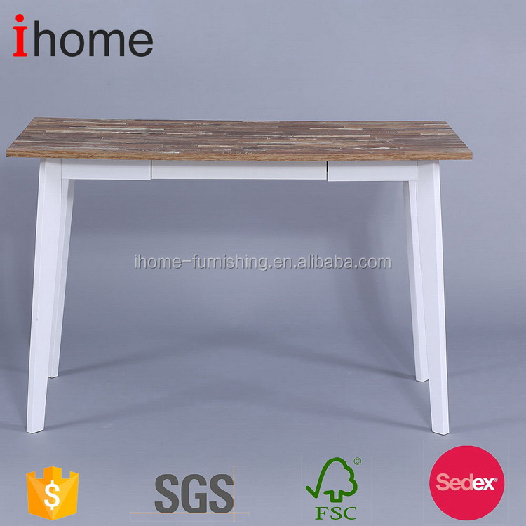 Structural disabilities hot-sale poplar dining table and chair