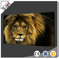 Giclee artwork lion canvas print painting picture for living room home hotel cafe Wall Decoration