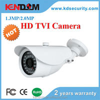 Solid Quality TVI Camera 1080P High Definition Image Classic Model with cctv camera price india IR 30pcs TVI CCTV Camera