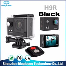170 degree wide angle full hd 4k wifi sport action camera