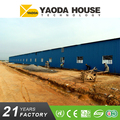 prefabricated high quality light steel warehouse