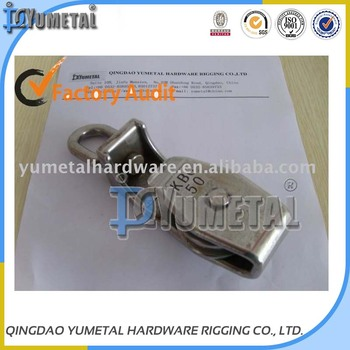 Stainless Steel 316 Pulley Block
