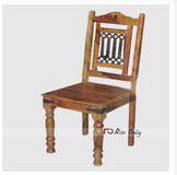 Rise Only Iron Grills Fitted Dining Chair