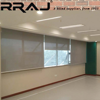 RRAJ Window Sunscreen Fabric Roller Blinds Sunshade Paypal