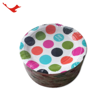 006 FSC material disposable foil paper bowl for party