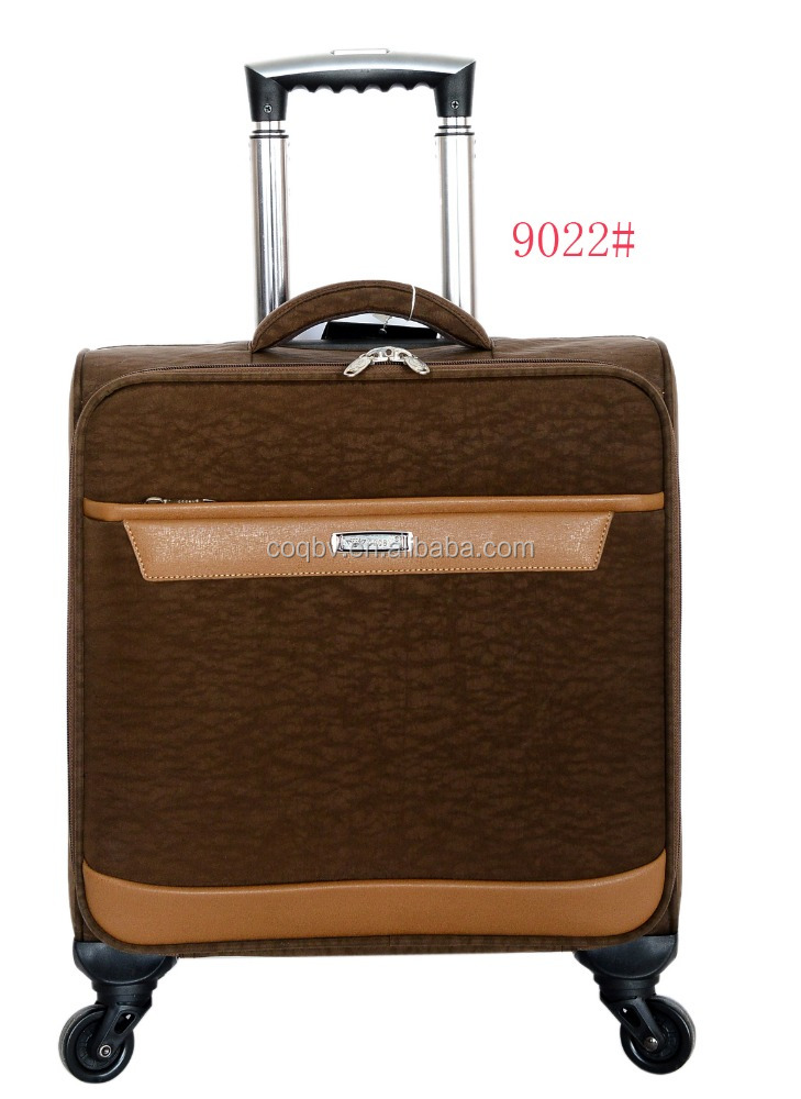 four retractable wheels travel carry-on luggage
