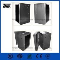 6U 9U 12U SOHO network cabinet soho wall mount cabinet with double section