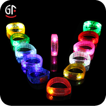 Hot Market Items Various Types Cheap Glow Dark Silicone Bracelet