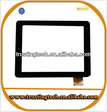 9.7'' Ainol Novo 9 firewire spark quad core tablet pc multi touch screen digitizer SG5338A-FPC