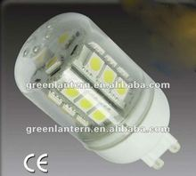 3528 SMD 360 degree led lamp 230V AC led G9