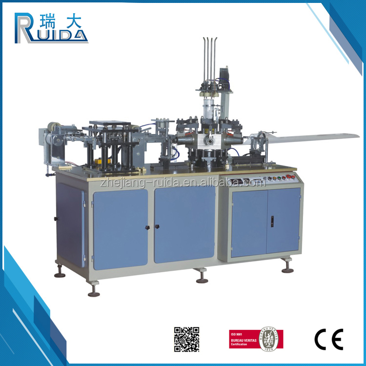 RUIDA High Efficiency Fully Automatic Paper Cup Handle Affix Sticking Machine