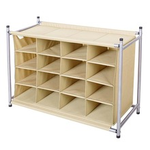Eco-Friendly Shoes Shelf Commercial Shoe Rack Plastic