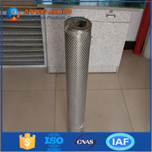 China factory supply high quality oem atlas copco oil filter 0.1 micron pleated pes filter element for wholesales