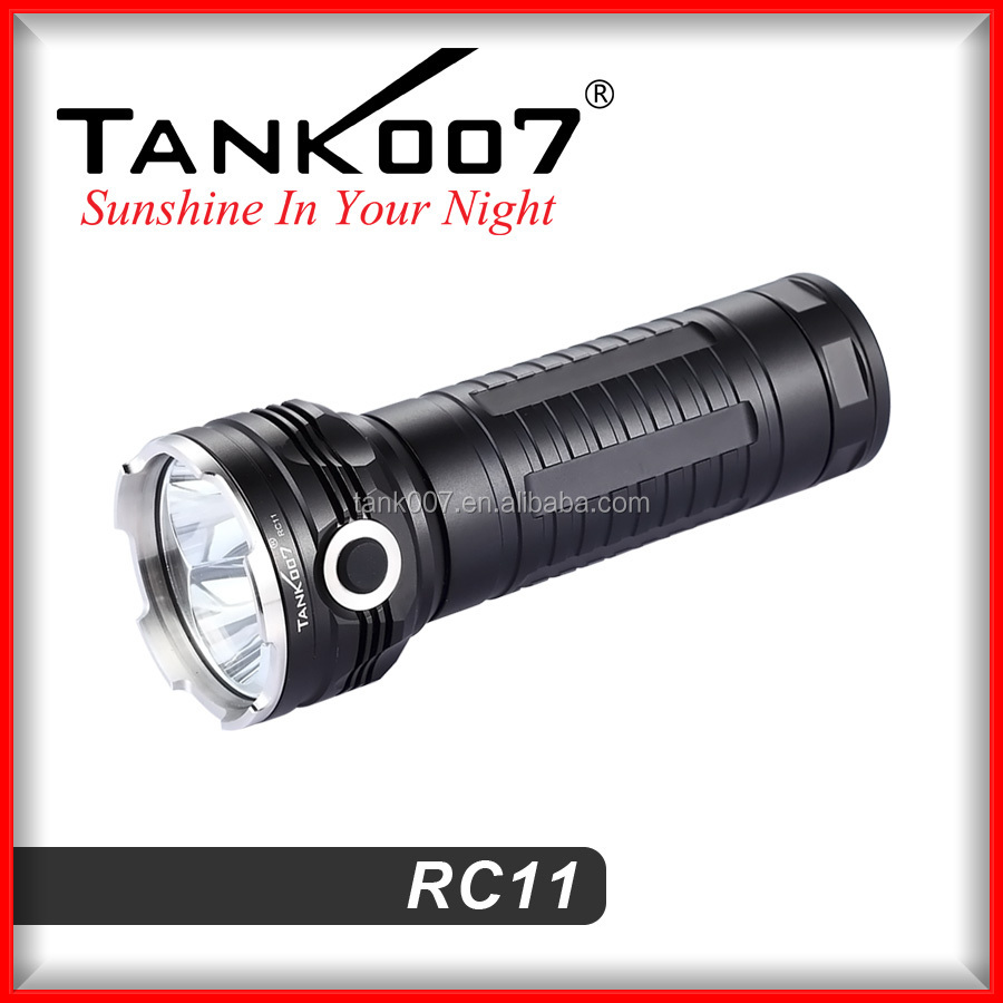 2000 lumen high brightness outdoor searching led flashlight with <strong>3</strong>*18650 battery 5 modes