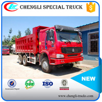 China low price Sinotruk howo 6X4 10 wheel Right hand drive Dumper Lorry 25 ton for Construction Use