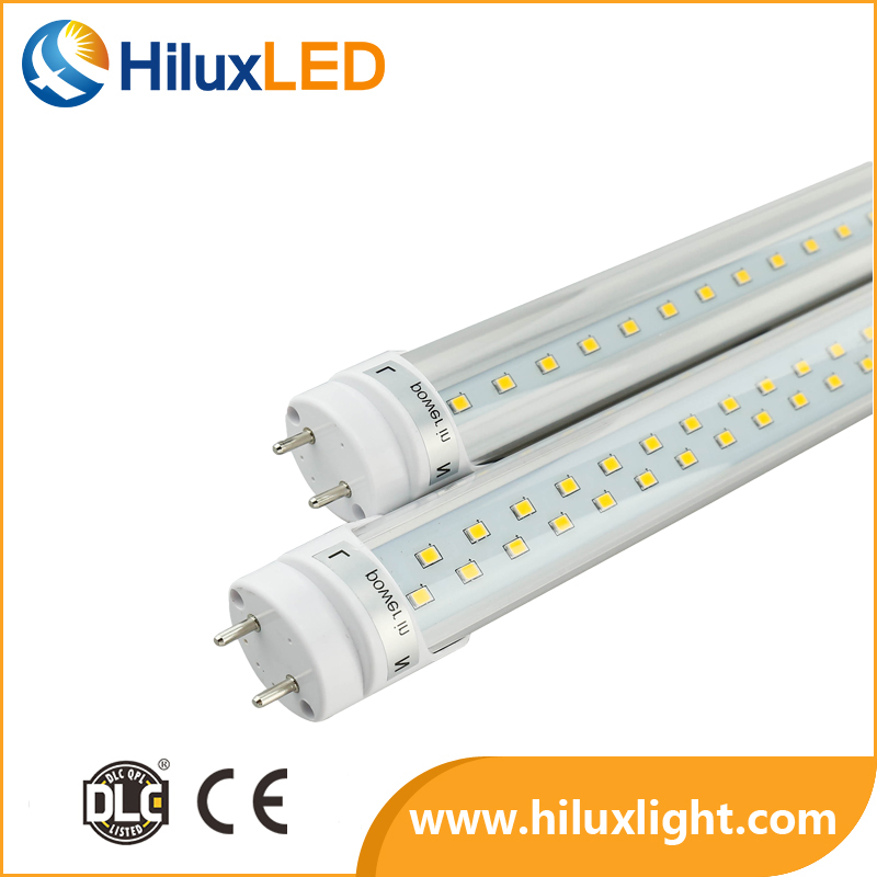 High brightess Long life span UL&DLC approved tube lights t8 led xxx with 5 years warranty