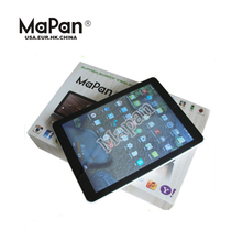 "android 3g dual chip phone /9.7 inch smart tablet pc /mapan low price 9.7"" mini pc quad core"