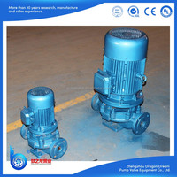 Single stage single suction gasoline high temperature oil circulation pump
