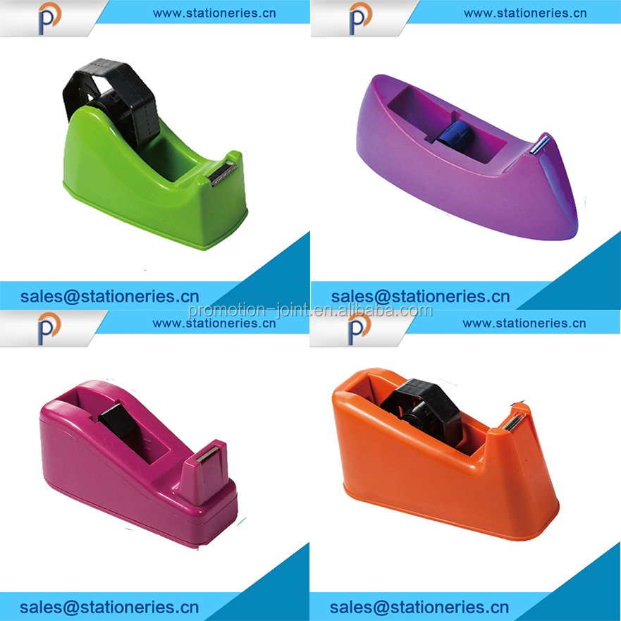 Novel design popular automatic kids stationery tape dispenser