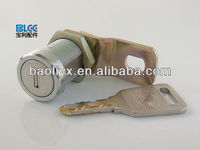 27mm AT Cam Latch Cabinet Lock For Slot machine
