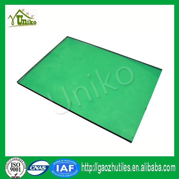 GE SABIC uv protected reinforced bulletproof soundproof anti-drop bus roof window polycarbonate sheet
