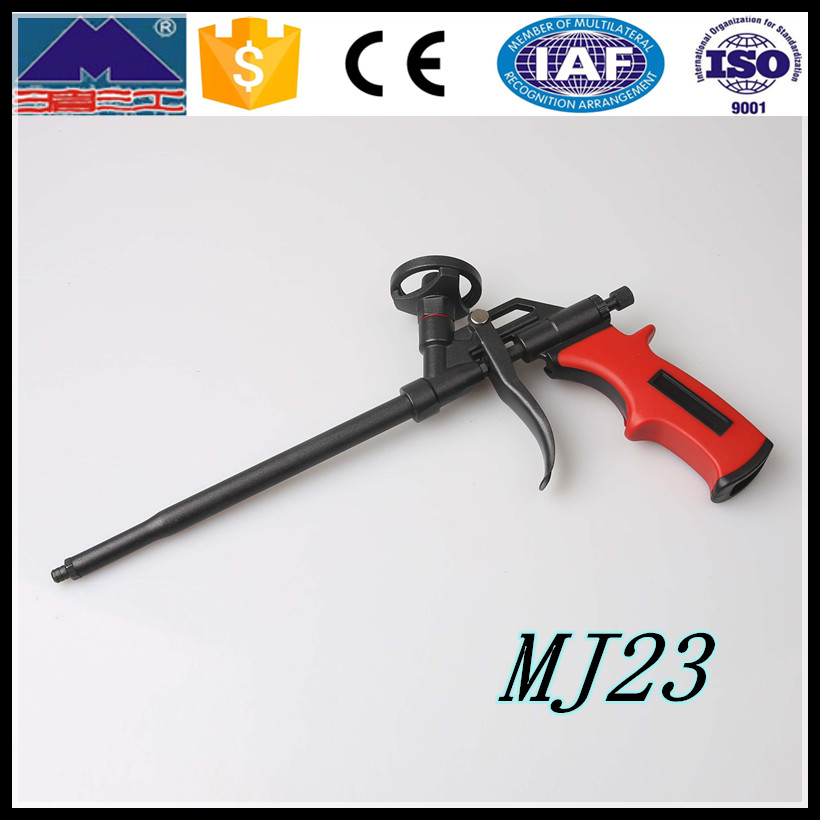 High quality polishing aluminum alloy polyurethane foam spray gun