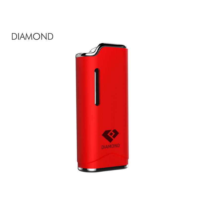2018 Trending Products Newest Portable Vaporizer CBD Mod 280Mah Auto Battery For Vaporizer Box Mod Vape Mods