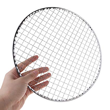 Stainless Steel Grill Grates Crimped Barbecue bbq Wire Mesh