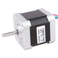 high quality nema 17 stepper motor mini hybrid Stepper motor with Brake nema 17 stepper motor seller