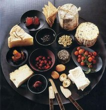 FULL SELECTIONS OF THE BEST ITALIAN FOODS: BALSAMIC VINEGARDS, CHEESE, PROSCIUTTO AND SALAME
