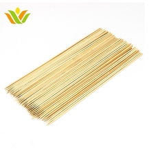 Barbeque 180mm Natural Wholesale Instant Bamboo Stick