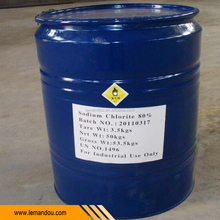 50kg/iron drum,white crystal or crystal powder or flakes solid sodium chlorite 80%,82%,90%