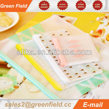 PVC set of pencil bag, pencil pouch